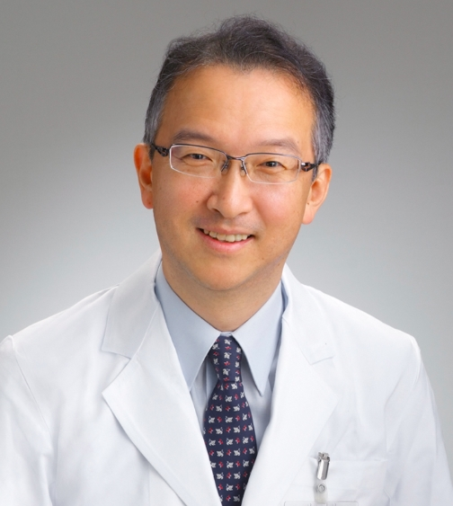 消化器内科教授 金井隆典