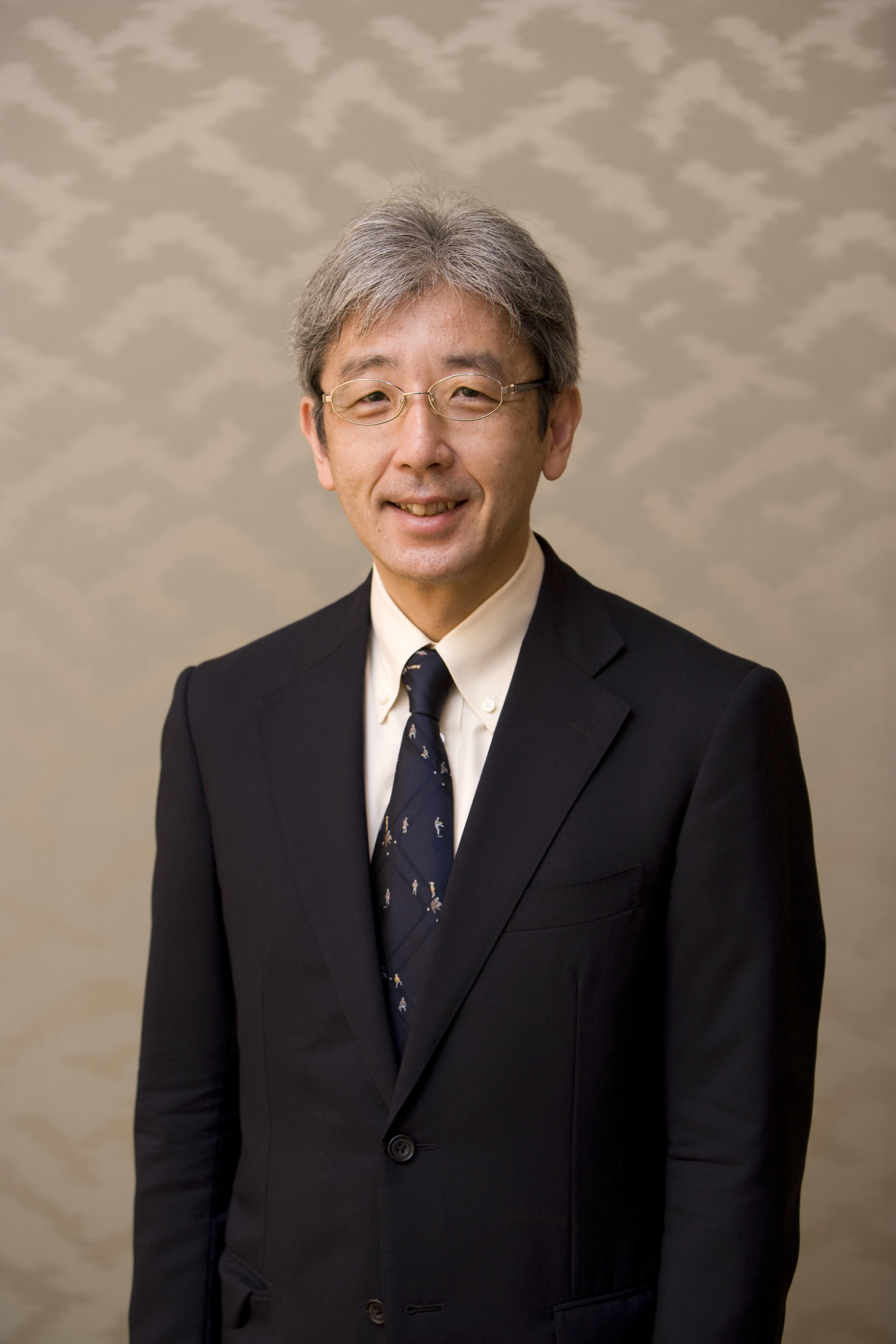 血液内科教授 岡本真一郎