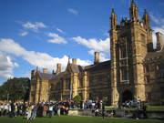 新美京子先生 - 留学先:University of Sydney