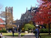 川田一郎先生 - 留学先:The University of Chicago