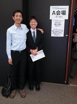 鈴木先生と研修医中山先生